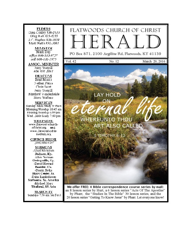 the Herald bulletin March 20th edition-thumbnail