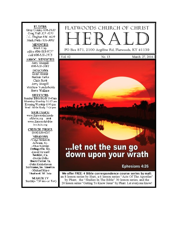 the Herald bulletin March 27th edition-thumbnail