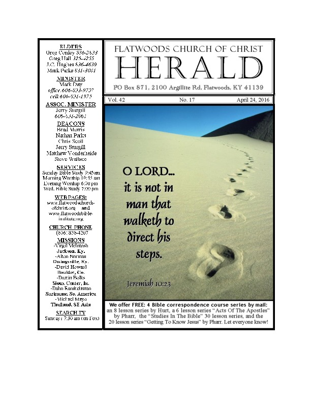 the Herald bulletin April 24th edition-thumbnail