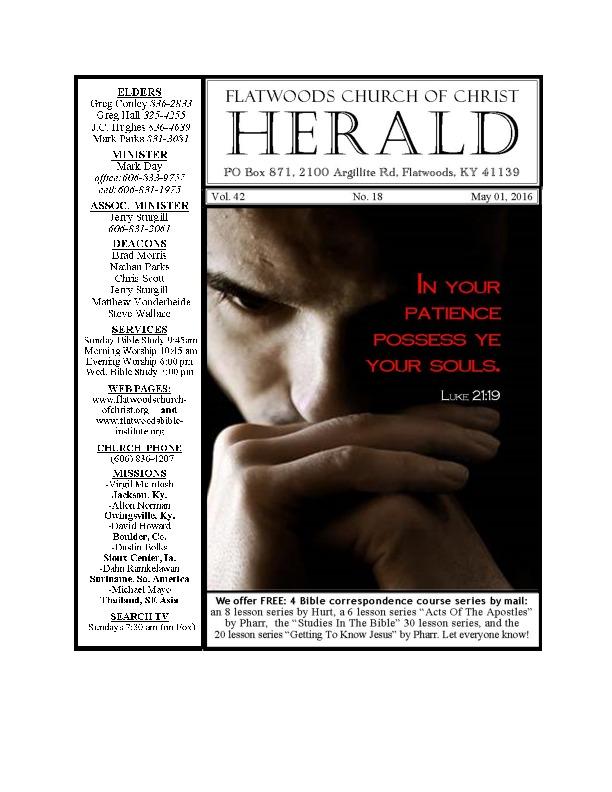 the Herald bulletin May 1st edition-thumbnail