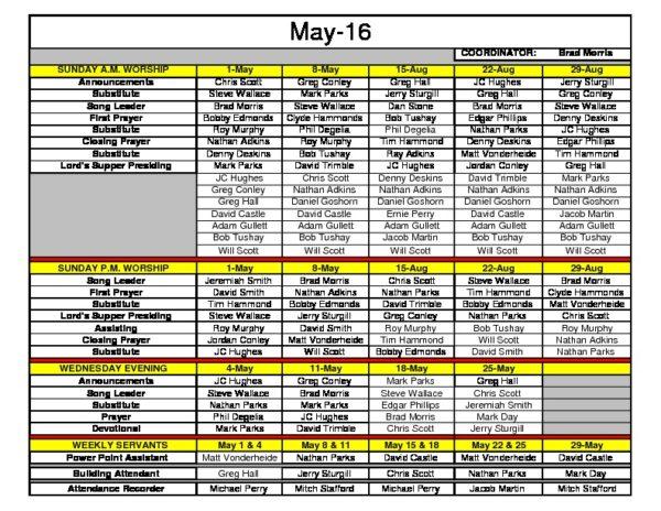 May 2016 Servant List-thumbnail