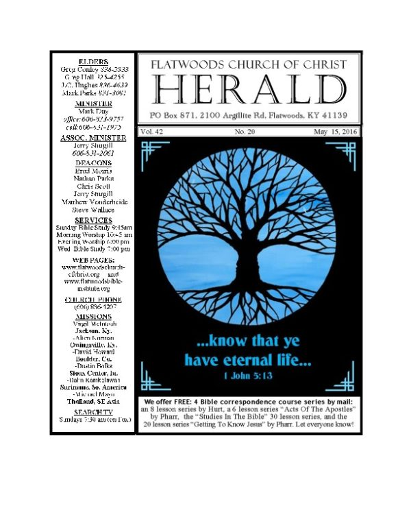 the Herald bulletin May 15th edition-thumbnail