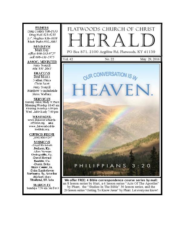 the Herald bulletin May 29th edition-thumbnail