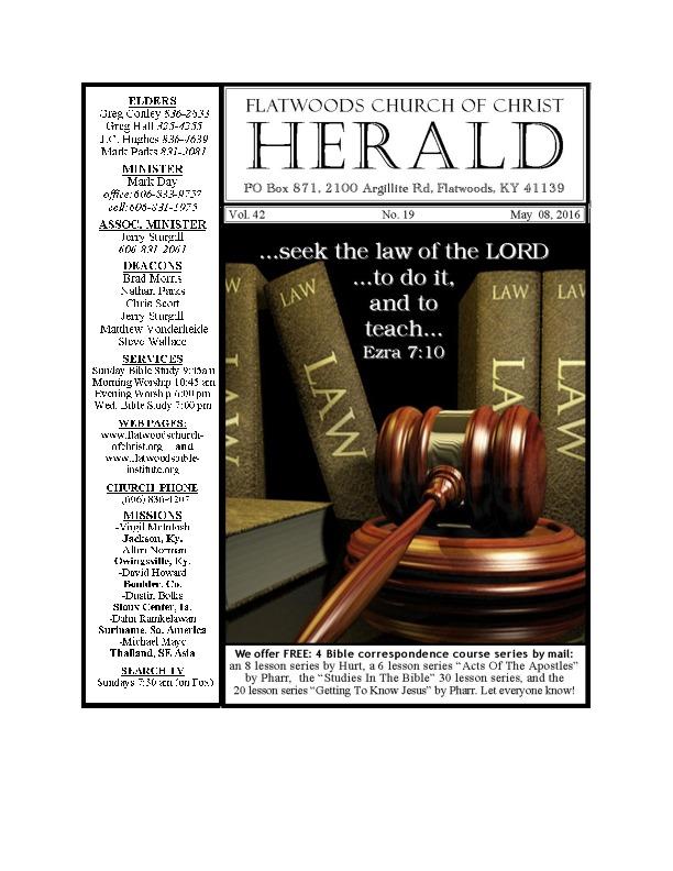 the Herald bulletin May 8th edition-thumbnail
