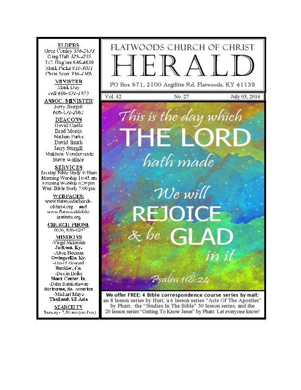 the Herald bulletin July 3rd edition-thumbnail