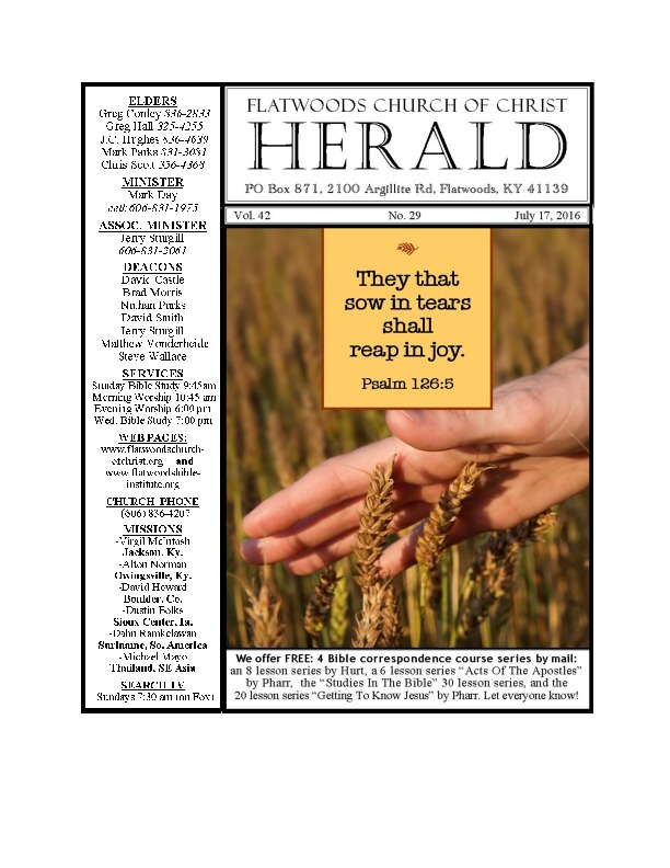the Herald bulletin July 17th edition-thumbnail