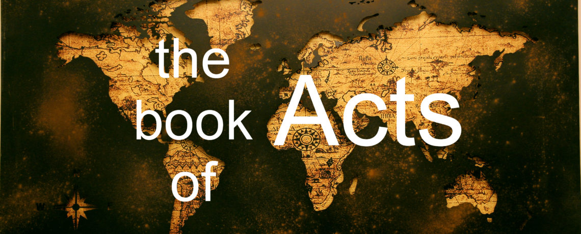 Acts – Bible Study by Jerry Sturgill, David Trimble, and Buck Wheeler