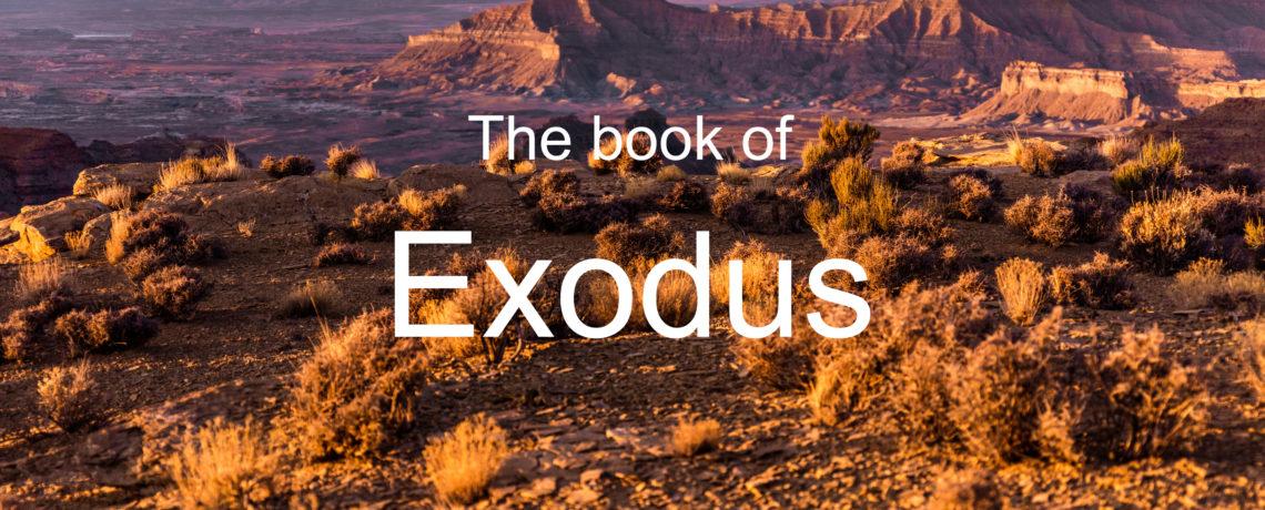 Exodus – Bible Study by Buck Wheeler